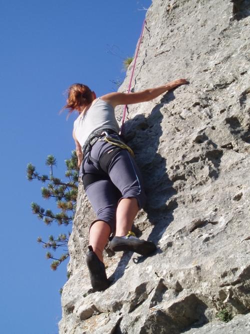 rockclimb