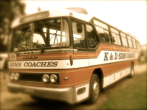 Bus old